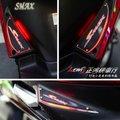 山葉機車 3D發光腳踏板 S-MAX SMAX 155 導光踏板 LED踏板 迎賓燈踏板 非鋁合金踏板