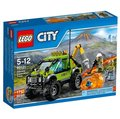 2016年新品樂高 CITY 系列 LEGO 60121 火山探險車