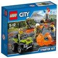 樂高積木LEGO 60120 火山基礎組合