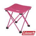 Coleman 輕便摺疊凳/洋紅/CM-21985 露營摺疊椅 休閒椅 折疊椅