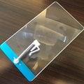 手機螢幕放大鏡 輕薄名片放大鏡(耳機孔支架)