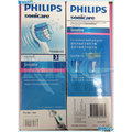 【大王家電館】美國製 PHILIPS HX6083 / HX-6083 飛利浦音波電動牙刷敏感型迷你刷頭3入裝(適用HX6721 / HX6231 / HX8962 / HX9332)
