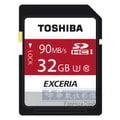 【日本製】 東芝 Toshiba EXCERIA 32GB SDHC N302 U3 記憶卡 (讀取90MB/s、富基公司貨) UHS-I Class3