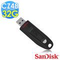 【Sandisk 新帝】CZ48 Cruzer Fit USB3.0 32G 隨身碟(公司貨)