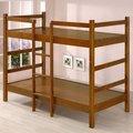 Homelike 艾瑪3.5尺雙層床 床架 單人床 床組 床台 上下舖 兒童床 免運 專人配送