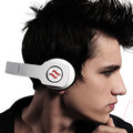 【i3嘻】Noontec Hi-Fi耳罩式音樂耳機 ZORO-白色