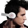 【i3嘻】Noontec Hi-Fi耳罩式音樂耳機 ZORO-紅色