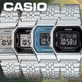 CASIO 時計屋 卡西歐電子錶 LA680WA 1B/2B 復古時尚女錶 日常生活防水 保固一年 (LA-680WA)