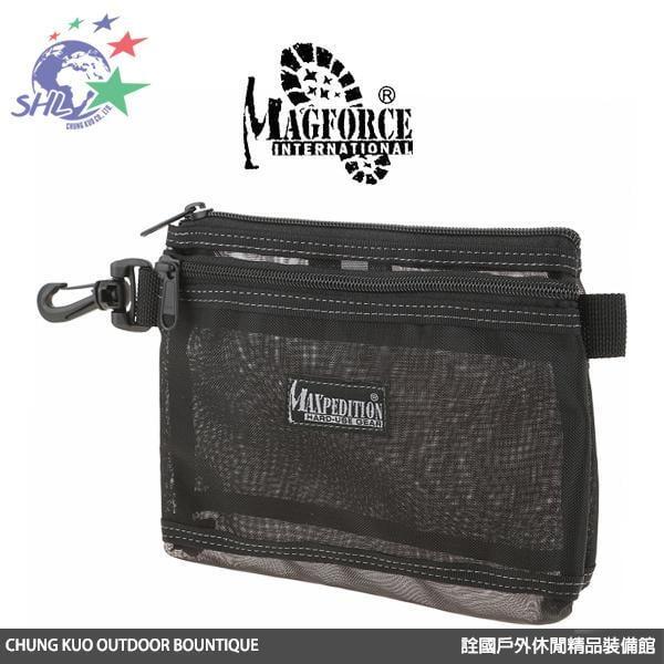【詮國】馬蓋先 Magforce - 8x6 三層收納袋 / 透明網狀收納袋 #0809