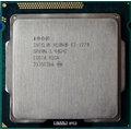 【含稅】Intel Xeon E3-1270 3.4G 8M D2 SR00N 1155 四核八線 80W 正式庫存散片CPU 一年保