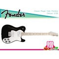 【小麥老師 樂器館】Fender Classic Player Tele Thinline Deluxe 電吉他