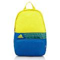 *樂買網* Adidas/Der Bp Xs 3S/ F49890 /休閒後背包/11cm*24cm*35cm/黃藍配色