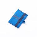 ★大包小包★ 入門必備配件【ADIDAS】繽紛運動束帶兩折短夾 藍色 AY5645