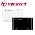 【強越電腦】Transcend 創見 TS-RDP8K / TS-RDP8W USB2.0 多功能讀卡機 ( 黑色 / 白色 )