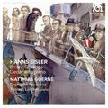 HMC902134 馬提亞斯.葛納/艾斯勒:嚴肅歌曲,鋼琴奏鳴曲 Matthias Goerne/Hanns Eisler:Ernste Gesange&Sonata Op. 1 (harmonia ..