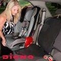 Diono 汽車座椅保護墊--(黑) #DN40121