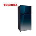 【福利品】TOSHIBA東芝 554公升變頻玻璃鏡面系列雙門電冰箱GR-WG58TDZ