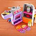 兒童行李箱行動廚房餐具組 / 家家酒