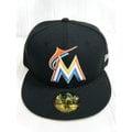 新莊新太陽 MLB 美國職棒 大聯盟 NEW ERA 9631301-006 邁阿密 馬林魚隊 選手 球員帽 特1200