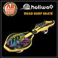 【holiway哈樂維】【全方位運動戶外館】MIT蛇板 路上衝浪板 輪板 ROAD SURF SKATE (RSB1R)