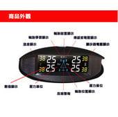 新品上架 台灣製造 NIPPON-X6 無線胎壓偵測器 胎壓顯示器 胎外型 無需接線 好安裝
