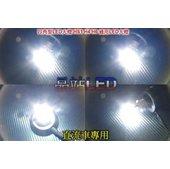 晶站 四角形 LED大燈 SMD 大功率 大燈 H4 H6 小盤 雷霆 JET 新勁戰 3500ML 17W/35W