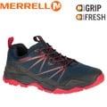 【MERRELL 美國 男款 CAPRA RISE 深藍色】越野鞋/休閒鞋/登山鞋/運動鞋/健行/ML35839