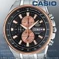 CASIO 卡西歐 手錶專賣店 EDIFICE EFR-549D-1B9 三眼計時 日星期 賽車男錶 碼錶