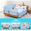 兒童 床護欄 嬰幼兒床圍欄 防護欄 寬60cm