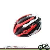 速度公園 新發售 VIVIMAX AERO 自行車安全帽 超輕量 超視覺系 三段式調整 消光黑紅 登山車 公路車 單速車