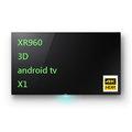 【新力//索尼】《SONY》55吋。日本製/4KHDR/XR960/3D/X1 液晶電視《KD-55X8500D》