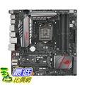 [105美國直購] ASUS 主板 ROG MAXIMUS VIII GENE LGA1151 DDR4 M.2 SATA 6Gb/s USB3.1 Type A Type C Intel Z170 ..