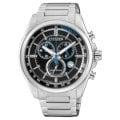 CITIZEN Eco-Drive 簡約時尚經典皮帶腕錶/AP1052-00A