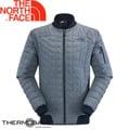 【The North Face 男款 ThermoBall 保暖外套 都會藍】兜帽夾克/大衣/風衣/媲美羽絨科技/NF0A2UBS
