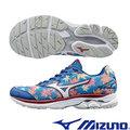 詹士 MIZUNO 美津濃 WAVE RIDER 20 男 富士馬拉松紀念鞋款 一般型慢跑鞋 J1GC170802