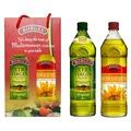 BORGES百格仕 原味橄欖油+葵花油禮盒組(1Lx2瓶)