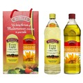BORGES百格仕 淡味橄欖油+葵花油禮盒組(1Lx2瓶)