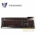 【Gaming Zone】TESORO 鐵修羅 Durandal Ultimate 杜蘭朵劍終極版 青軸中文機械式鍵盤