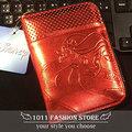正 迪士尼 Disney 小美人魚 愛麗兒 Ariel 壓紋 皮夾 護照夾 收納包 卡片包 手機包 信用卡包 護照包