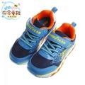 布布童鞋 GOODYEAR藍色彈力緩震機能運動鞋 [ BCX196B ] 藍色款【19~23cm】全館免運