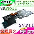 SONY電池(原廠)-索尼 VGP-BPS37,SVP11227SCB,SVP112A1CL, SVP11216CW, SVP11217PW,Vaio Pro 11,SVP1121電池,SVP1122..