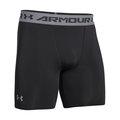 *樂買網* Under Armour/男子UA HeatGear Armour強力伸縮型短褲中號/1257470-001