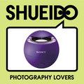 集英堂写真機【全國免運】SONY 索尼 SRS-X1 V 防水 藍芽 球形 無線喇叭 紫色 平行輸入 / 日本進口