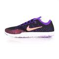 [ FEEL 9s ](女)NIKE WMNS FLEX ADAPT TR 訓練鞋 黑紫 831579005