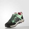 [ FEEL 9s ] Adidas Kanadia 7 Tr Gtx W 黑綠 戶外 運動鞋 女 1605 AF6105 女功能鞋