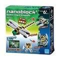 不正常玩具 河田積木 nanoblock 積木 PBH-012 蜻蜓 代理 現貨 D
