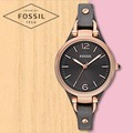FOSSIL 手錶 專賣店 ES3077 女錶 石英錶 不鏽鋼錶帶 防水 防刮礦物 全新品 保固一年 開發票