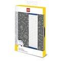 樂高 LEGO 創意組合筆記本 - 灰色