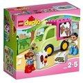 樂高積木lego 10586 冰淇淋車