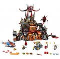 LEGO樂高 Nexo Knights LT 70323 小丑的終極炎魔巢穴